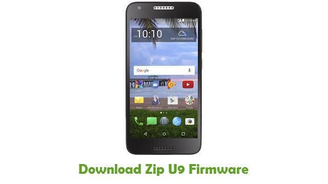 Download Zip U9 Firmware