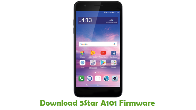 5Star A101 Stock ROM