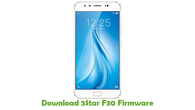Download 5Star F30 Firmware