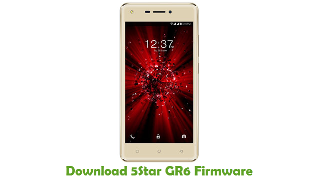 Download 5Star GR6 Firmware