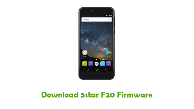 Download 5star F20 Firmware
