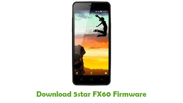 Download 5star FX60 Firmware