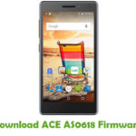 ACE AS0618 Firmware