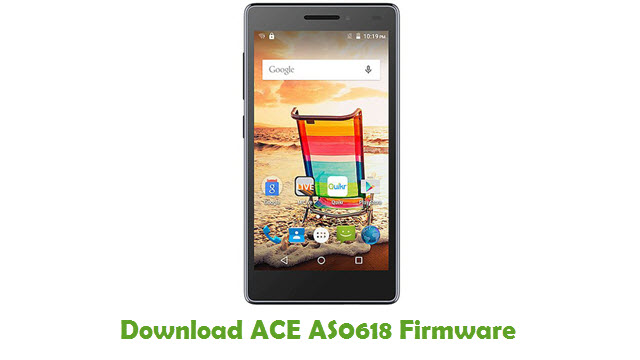 ACE AS0618 Stock ROM