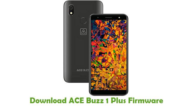 Download ACE Buzz 1 Plus Firmware