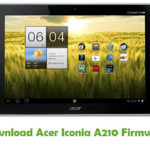 Acer Iconia A210 Firmware