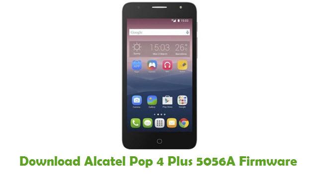 Download Alcatel Pop 4 Plus 5056A Stock ROM