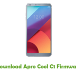 Apro Cool C1 Firmware