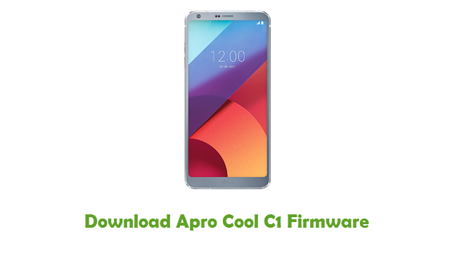 Download Apro Cool C1 Firmware
