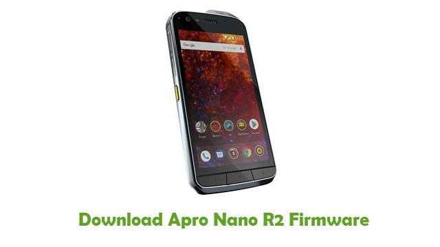 Download Apro Nano R2 Firmware