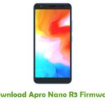 Apro Nano R3 Firmware