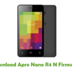 Apro Nano R4 N Firmware
