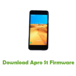 Apro S1 Firmware