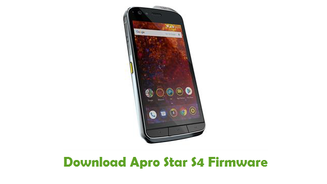 Download Apro Star S4 Firmware