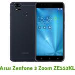 Asus Zenfone 3 Zoom ZE553KL Firmware