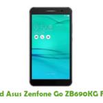 Asus Zenfone Go ZB690KG Firmware