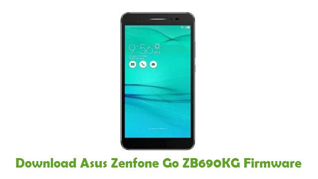 Download Asus Zenfone Go ZB690KG Firmware