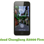 Changjiang A5000 Firmware