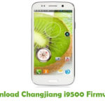 Changjiang i9500 Firmware