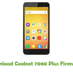 Coolnet 7060 Plus Firmware