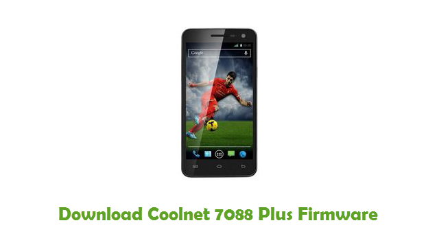 Coolnet 7088 Plus Stock ROM