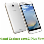 Coolnet 7295C Plus Firmware