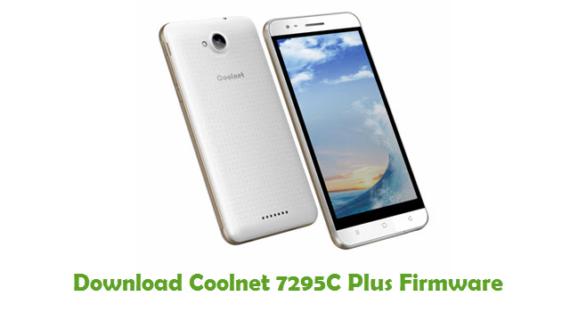 Download Coolnet 7295C Plus Firmware
