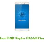 DND Raptor N900M Firmware