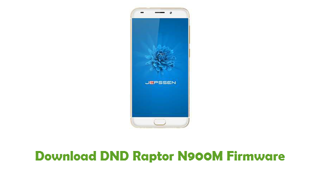 DND Raptor N900M Stock ROM