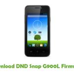 DND Snap G900L Firmware