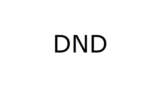 Download DND Stock ROM