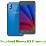Kiowa A5 Firmware