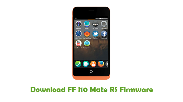 Download FF I10 Mate RS Firmware