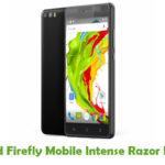Firefly Mobile Intense Razor Firmware