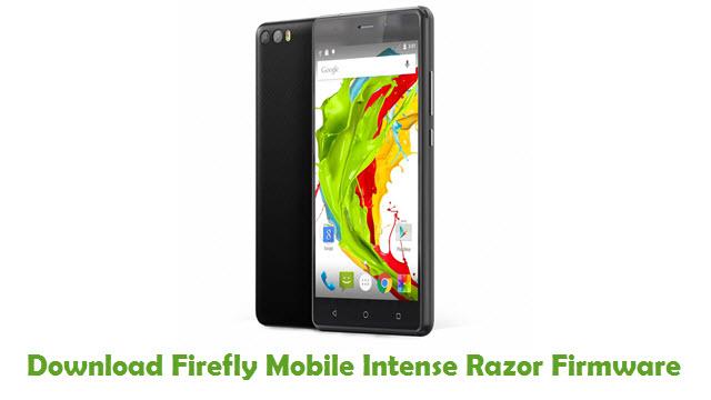 Download Firefly Mobile Intense Razor Firmware