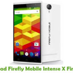 Firefly Mobile Intense X Firmware