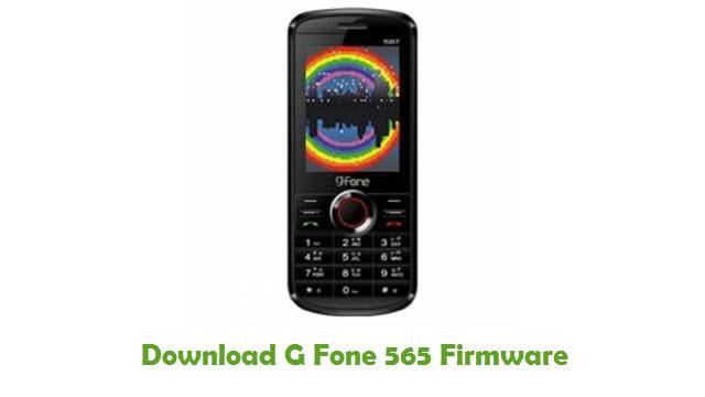 G Fone 565 Stock ROM