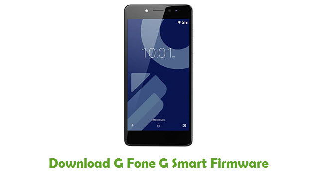 Download G Fone G Smart Stock ROM