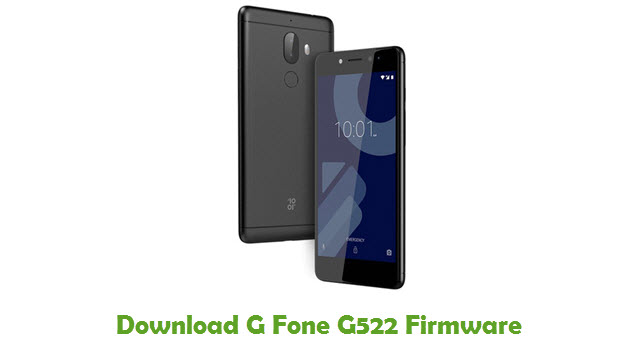 Download G Fone G522 Stock ROM