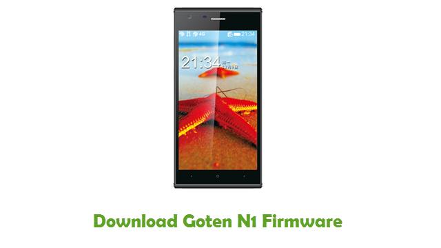 Goten N1 Stock ROM