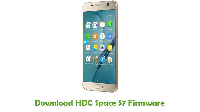 HDC Space S7 Stock ROM