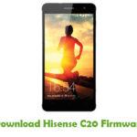 Hisense C20 Firmware