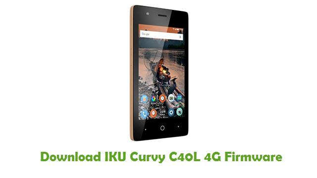 Download IKU Curvy C40L 4G Stock ROM