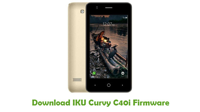Download IKU Curvy C40i Stock ROM