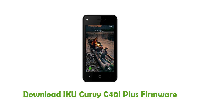 IKU Curvy C40i Plus Stock ROM