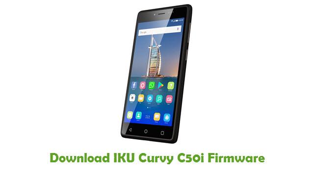 Download IKU Curvy C50i Stock ROM