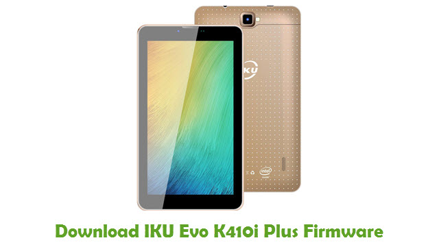 IKU Evo K410i Plus Stock ROM