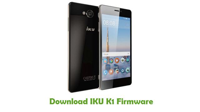 Download IKU K1 Stock ROM