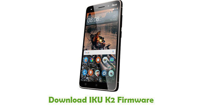 Download IKU K2 Stock ROM
