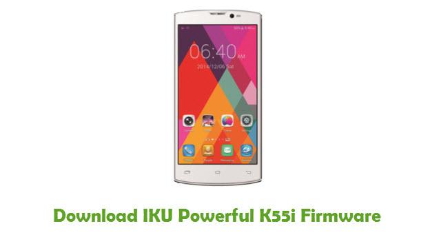 Download IKU Powerful K55i Stock ROM